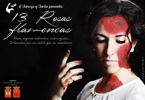 cartel-13-rosas-flamencas